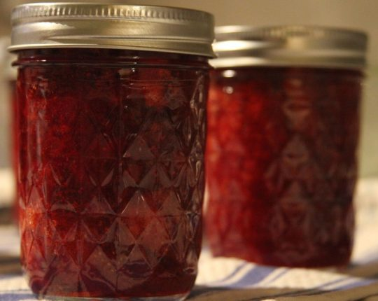 Easy Small-Batch Strawberry Jam